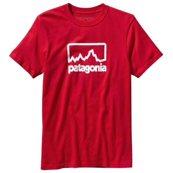Patagonia - Outline Logo T-Shirt - Shirt
