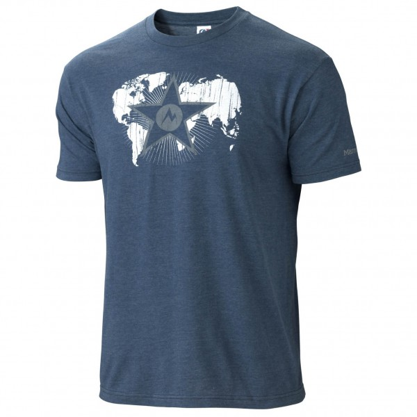Marmot - Star World Tee SS - T-Shirt