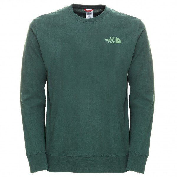 The North Face - L/S Woodtype Tee - Longsleeve