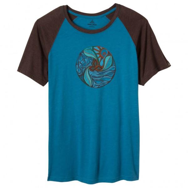 Prana - Big Sur Tee - Camiseta de manga corta