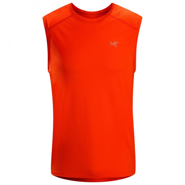 Arc'teryx - Actinium Sleeveless - T-shirt technique