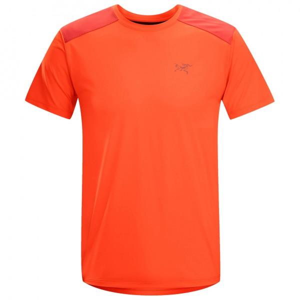 Arc'teryx - Ether Comp Crew SS - Sport-T-shirt