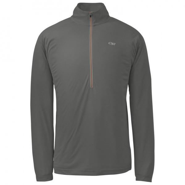 Outdoor Research - Echo L/S Zip Tee - Long-sleeve
