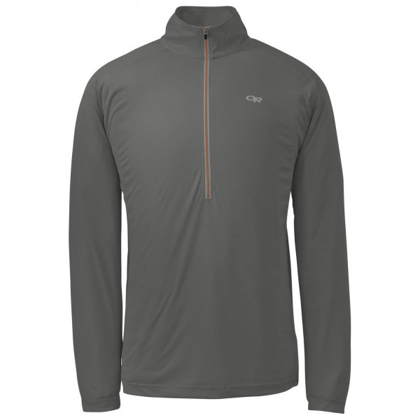 Outdoor Research - Echo L/S Zip Tee - Manches longues