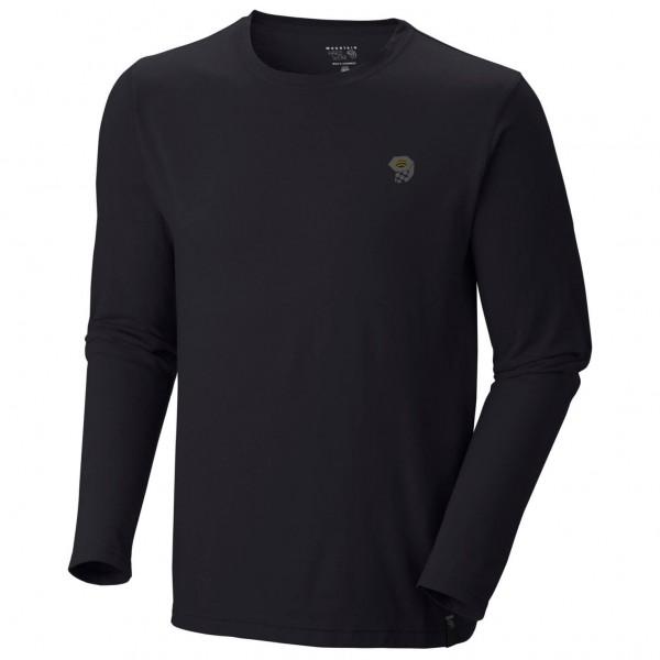 Mountain Hardwear - MHW Logo L/S T - Longsleeve