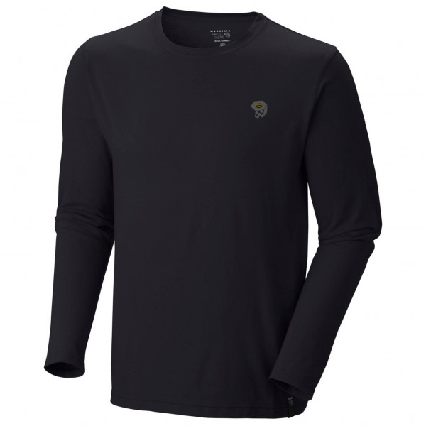 Mountain Hardwear - MHW Logo L/S T - Manches longues