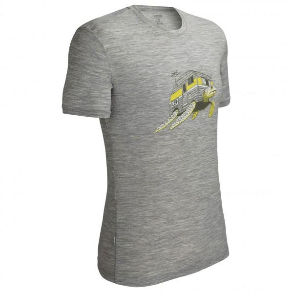 Icebreaker - Tech T Lite Turtle - T-Shirt