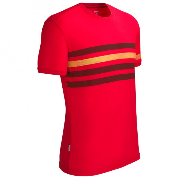 Icebreaker - Tech T Lite Streak - T-Shirt
