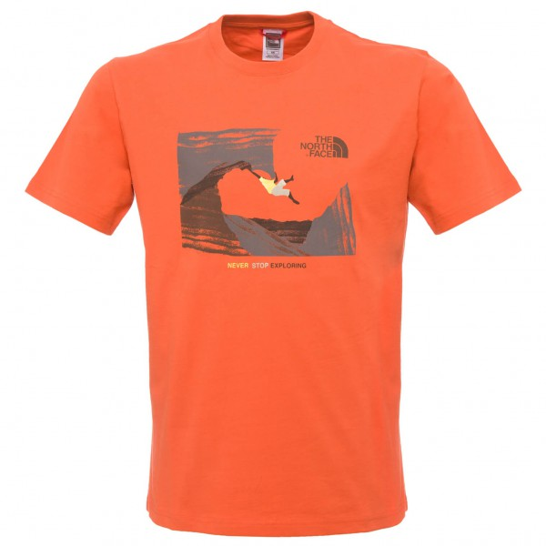 The North Face - S/S Bouldering In Maddalena Tee