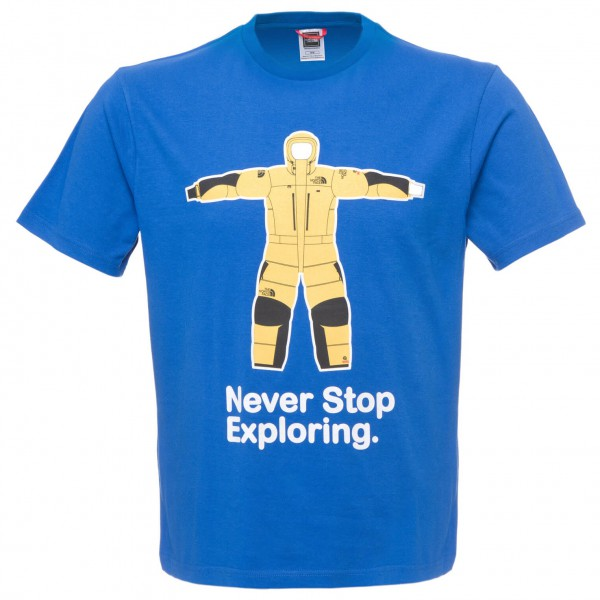 The North Face - S/S Himalayan Suit Tee - T-Shirt