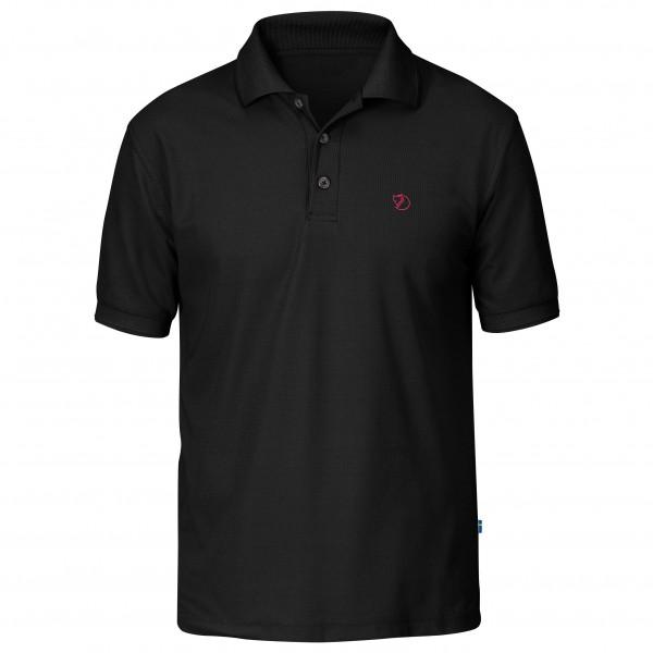 Fjällräven - Crowley Piqué Shirt - Poloskjorte