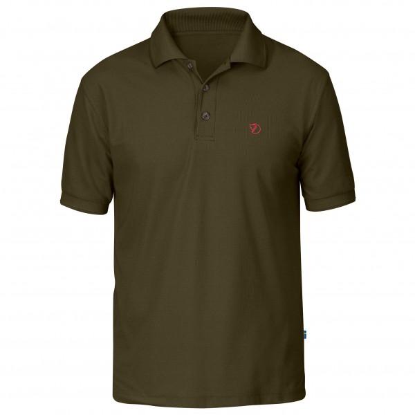 Fjällräven - Crowley Piqué Shirt - Kragtröja