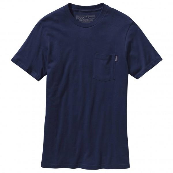 Patagonia - Vintage Logo Pocket T-Shirt