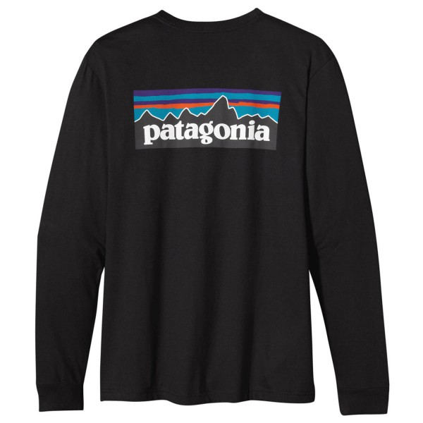 Patagonia - L/S P-6 Logo T-Shirt - Manches longues