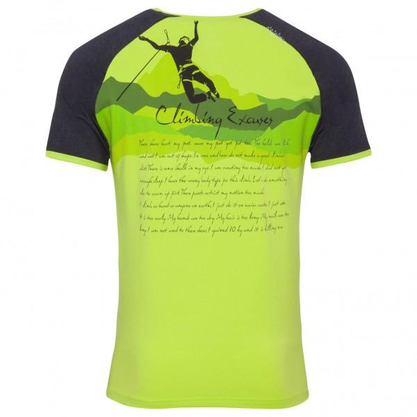 Chillaz - T-Shirt Verdon Climbing Excuse