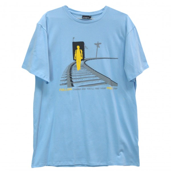 Charko - Railway - T-Shirt
