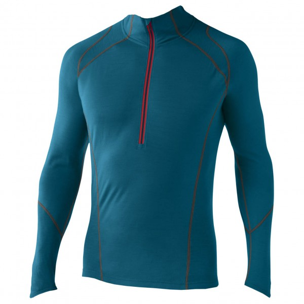 Smartwool - NTS Light 195 Zip T - Manches longues