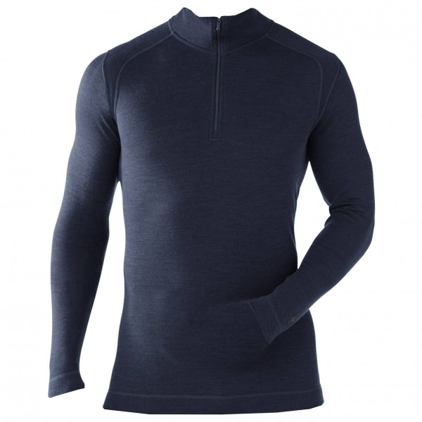 Smartwool - NTS Mid 250 Zip T - Manches longues