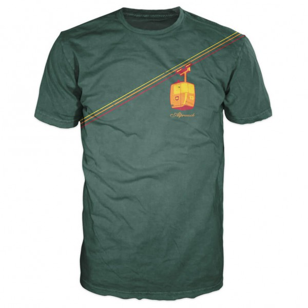 Alprausch - Kudi Alpbähnli - T-Shirt