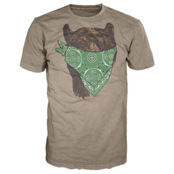 Alprausch - Kudi Räuberbär - T-Shirt