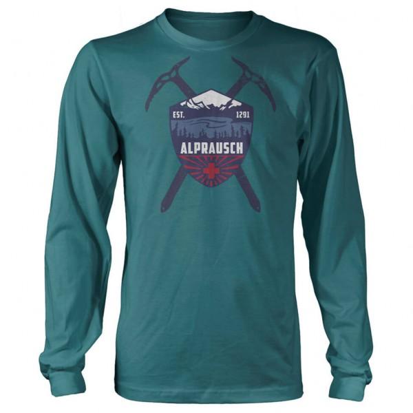 Alprausch - Sepp Alpbadge - Longsleeve