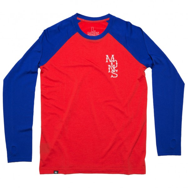 Mons Royale - The Raglan LS - Long-sleeve
