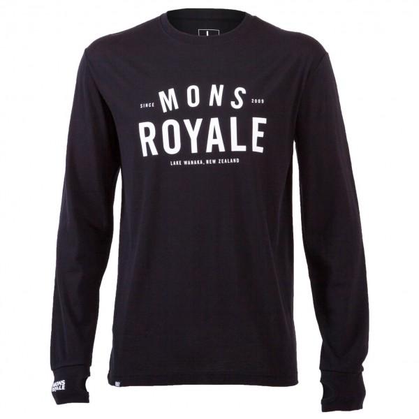 Mons Royale - Original LS - Longsleeve