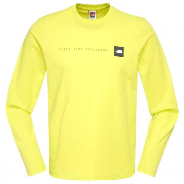The North Face - Nse Tee LS - Longsleeve