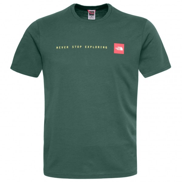 The North Face - Nse Tee S/S - T-Shirt