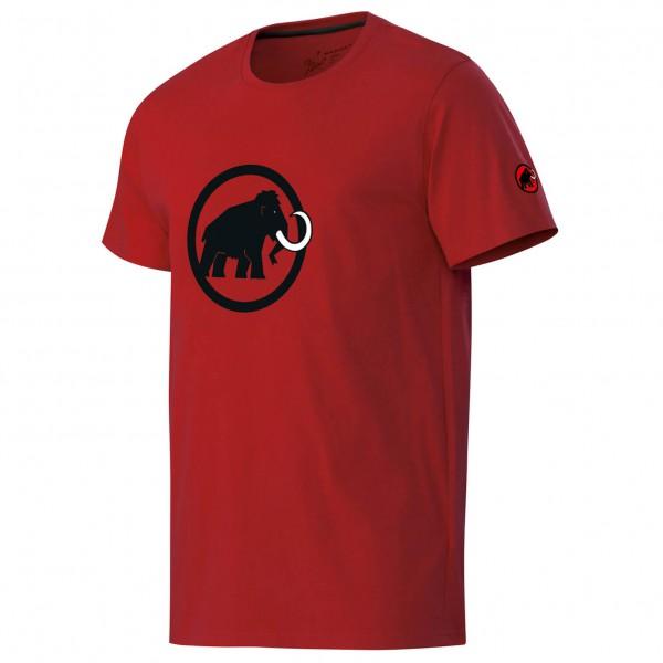 Mammut - Mammut Logo-Shirt - T-paidat