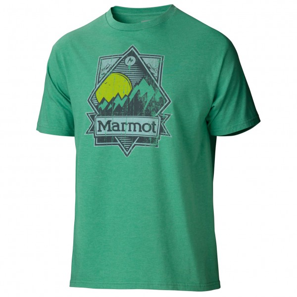 Marmot - Diamond Shield Tee Ss - T-paidat