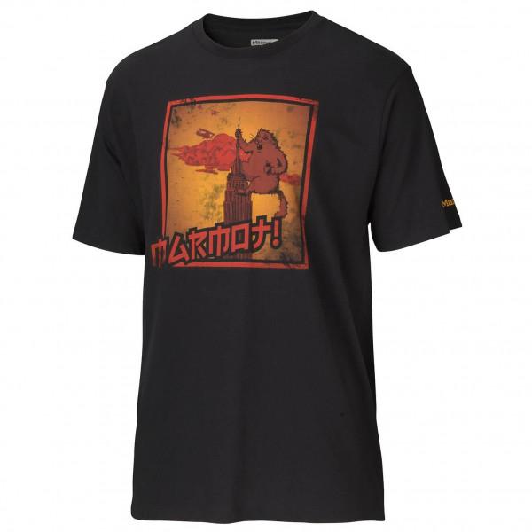 Marmot - Kong Tee Ss - T-paidat