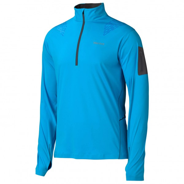 Marmot - Accelerator 1/2 Zip Ls - Long-sleeve