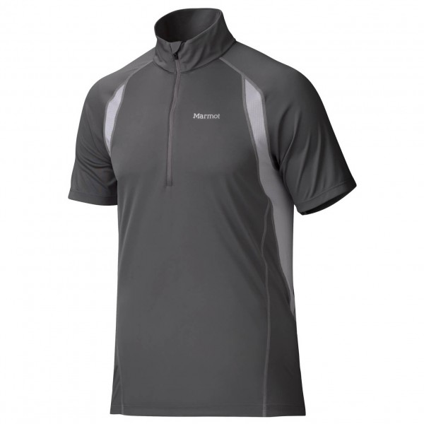 Marmot - Interval 1/2 Zip Ss - T-paidat