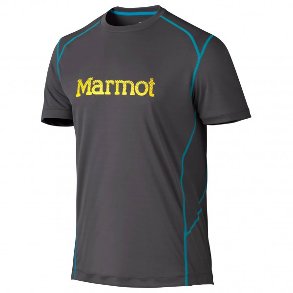 Marmot - Windridge With Graphic SS - T-paidat