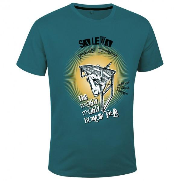 Salewa - Might Co SS Tee - T-Shirt
