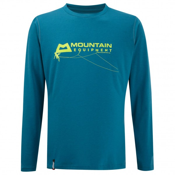 Mountain Equipment - Groundup LS Tee - Longsleeve