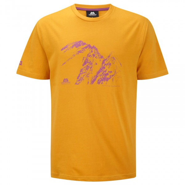 Mountain Equipment - Mazeno Ridge Tee - T-paidat