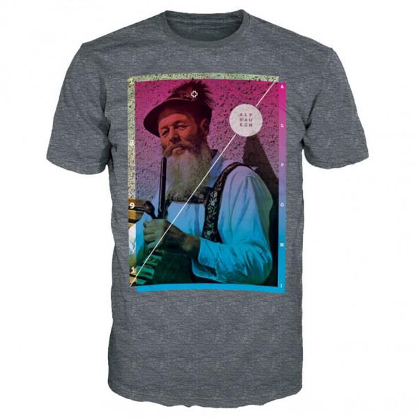 Alprausch - Fritz Alpöhi - T-Shirt