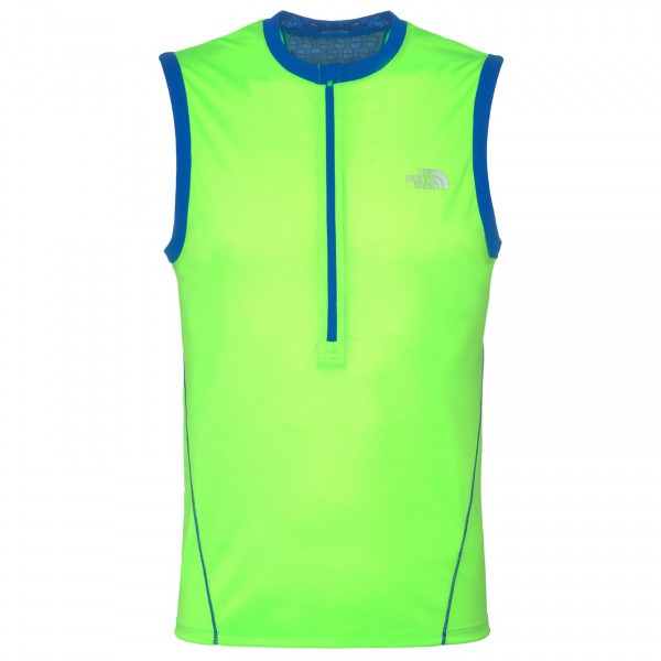 The North Face - Better Than Naked 3/4 Zip - Running shirt