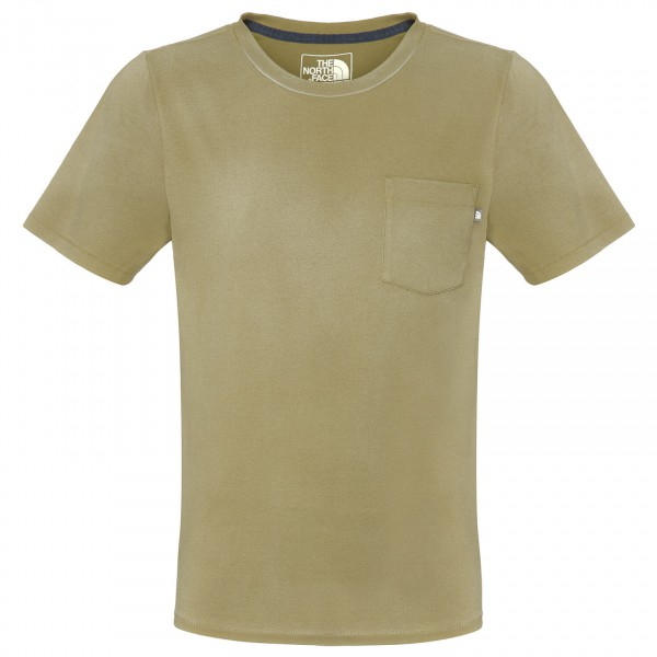 The North Face - SS Back In The Pocket Tee - T-paidat
