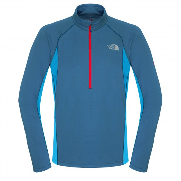 The North Face - T3D LS Synthetic 1/4 Zip - Manches longues
