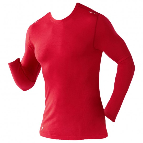 Smartwool - PhD Run Long Sleeve Crew - Laufshirt
