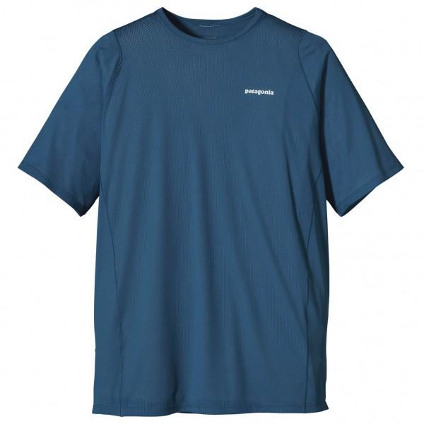 Patagonia - SS Air Flow Shirt - Running shirt