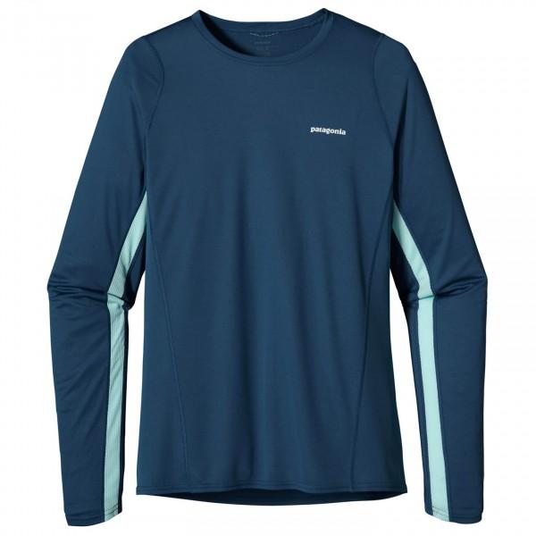 Patagonia - LS Fore Runner Shirt - Joggingshirt