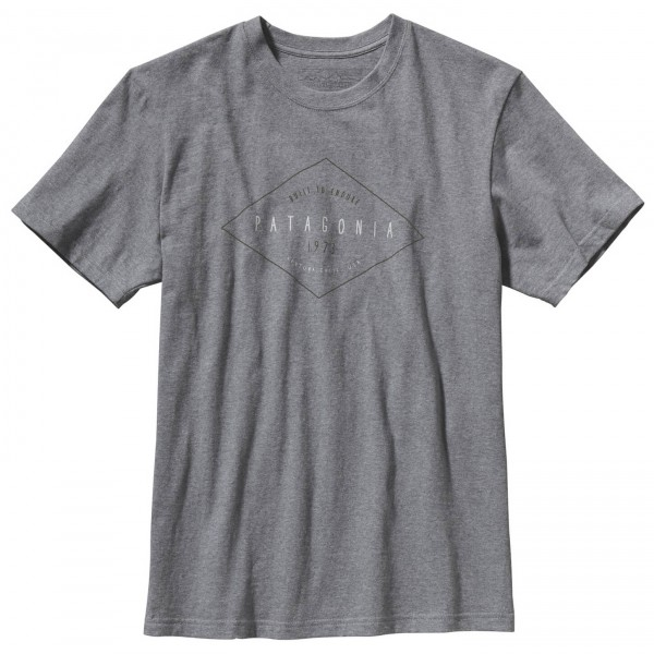 Patagonia - Workwear Text Logo T-Shirt