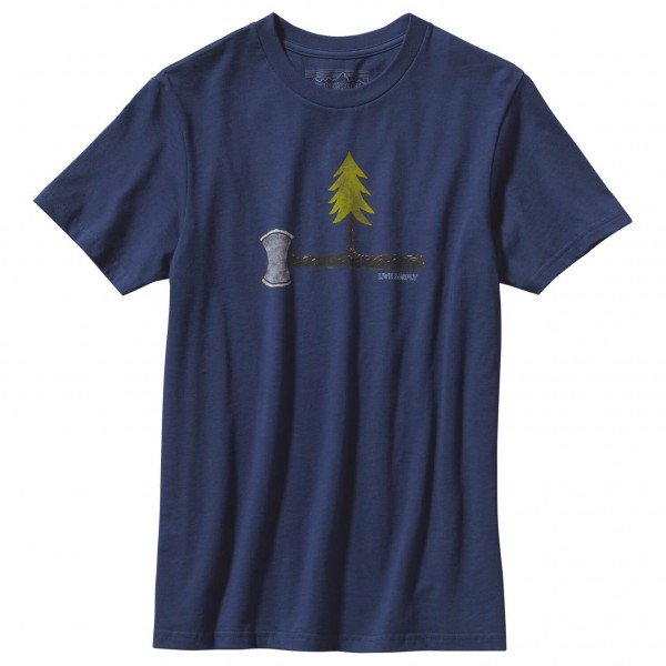 Patagonia - Live Simply Every Tree Counts T-Shirt