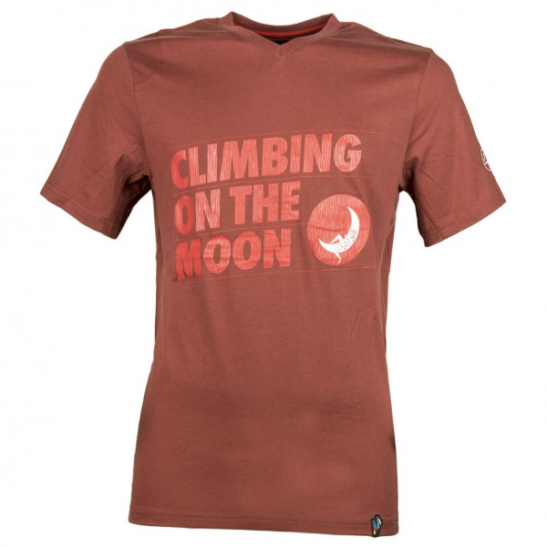 La Sportiva - Climbing On The Moon T-Shirt