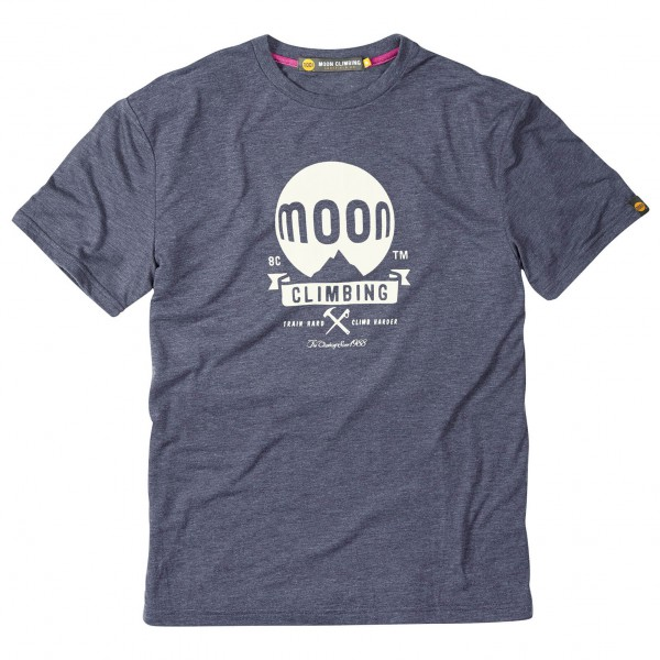 Moon Climbing - Heritage Tee - T-shirt
