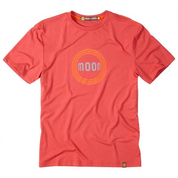 Moon Climbing - Rope Logo Tee - T-Shirt